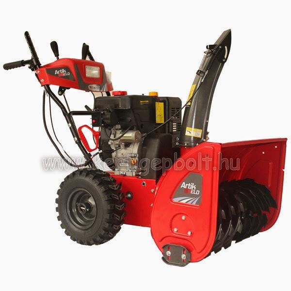 Oleo-Mac Artik 62 ELD benzinmotoros hómaró