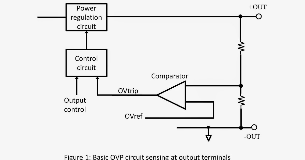 watt u0026 39 s up   how does power supply overvoltage protection work
