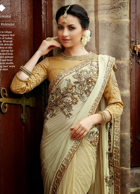 Buy Embroidery Sarees Online High Life Fashion Blog