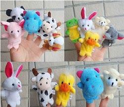 Finger Puppets 3D