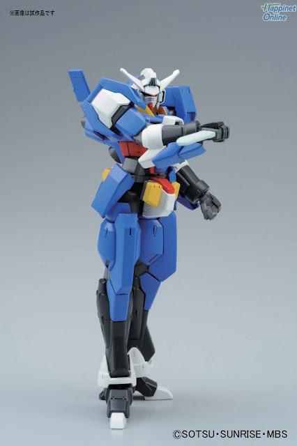 HG Gundam Age-1 Spallow