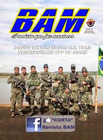 1° Edição Especial da Revista BAM