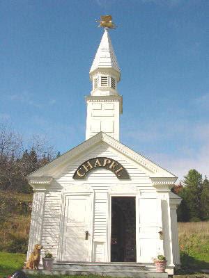 capela do cão