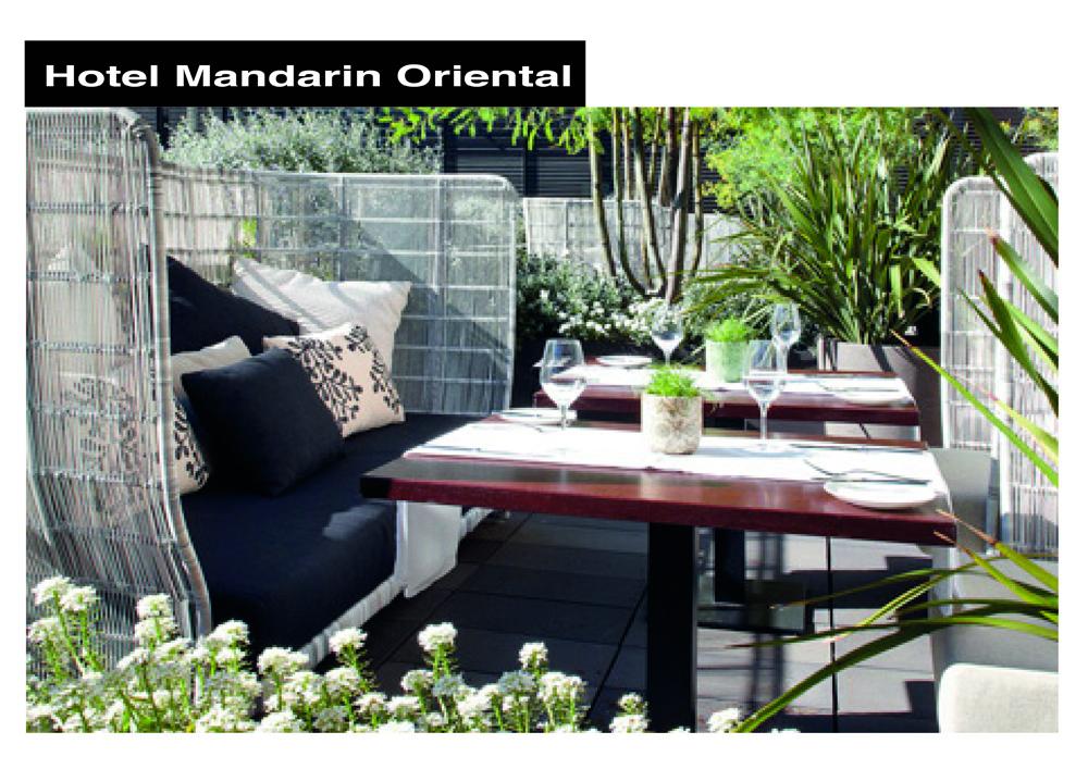 Top 10 terrazas de hoteles en barcelona blue hawaii - Terrazas de barcelona ...