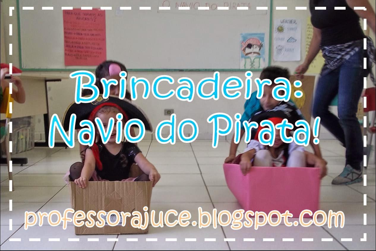 Favoritos Professora Juce: Projeto: Piratas - para Educação Infantil YG15