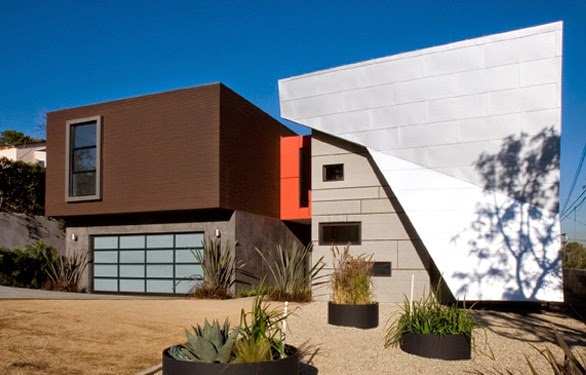 Fachadas de casas modernas fachadas de casas modernas for Casas modernas pintadas