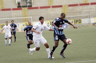 Alianza Atlético vs Cédsar Vallejo