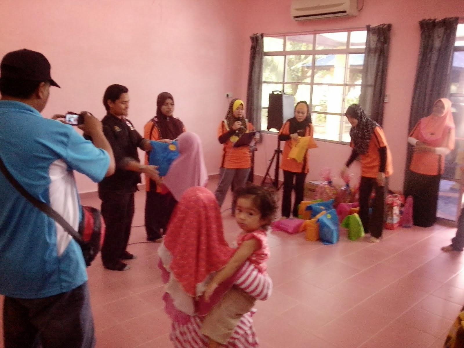 Ayuh ke Perpustakaan Desa Medan Jaya