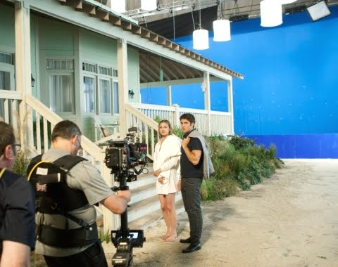 ABC Revenge beach house filming location LA