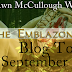 Review + Giveaway: Emblazoned Red by Dawn McCullough-White