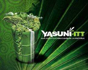 Apoyamos al Yasuní ITT