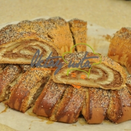 Bademli Tatlı Çörek Tarifi