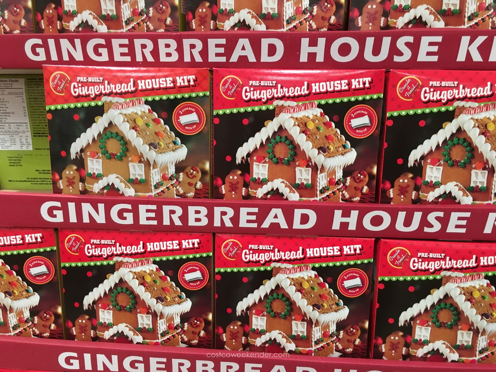 how to make the perfect gingerbread house