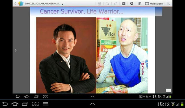 vivix merawat kanser, vivix untuk kanser