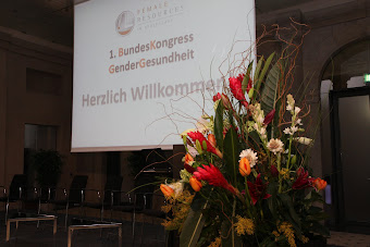 1. Bundeskongress Gender-Gesundheit