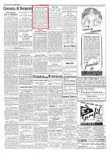 """""""ECO DI BERGAMO"""" 25 LUGLIO 1944"""