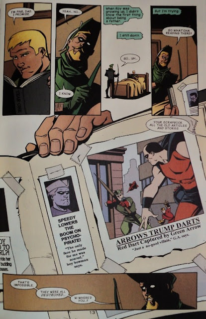 Brad Meltzer - The Archer's Quest (Green Arrow)