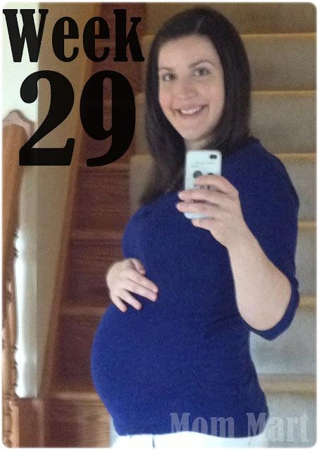 Pregnancy Week 29