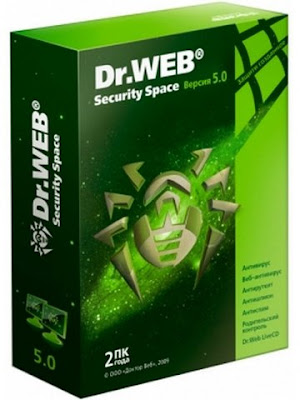 Dr.Web Security Space 7.0.0.11071 Final Multilingual , Protección Completa Contra las Amenazas de Internet