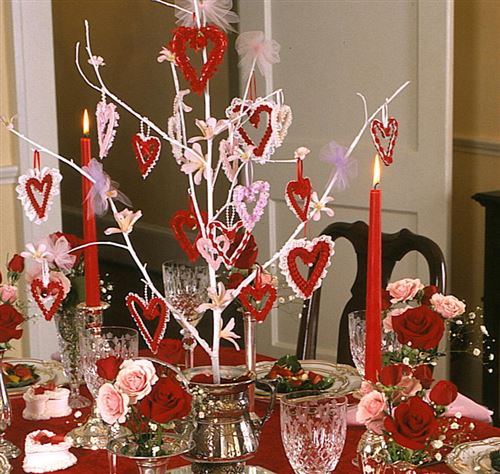 Romantic Valentine's Day Dinner Party Ideas