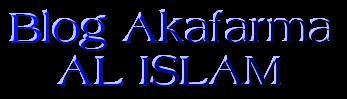 Blog Akafarma Al Islam