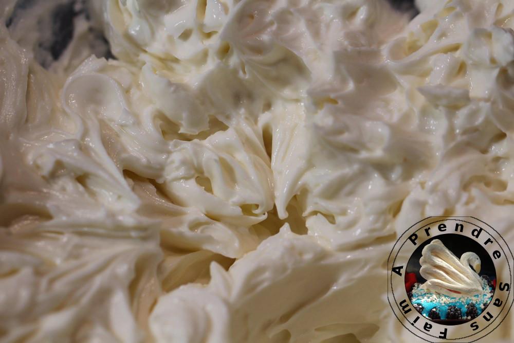 Chantilly au mascarpone