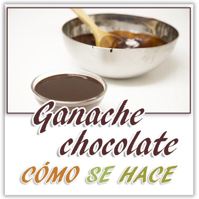 GANACHE CHOCOLA...