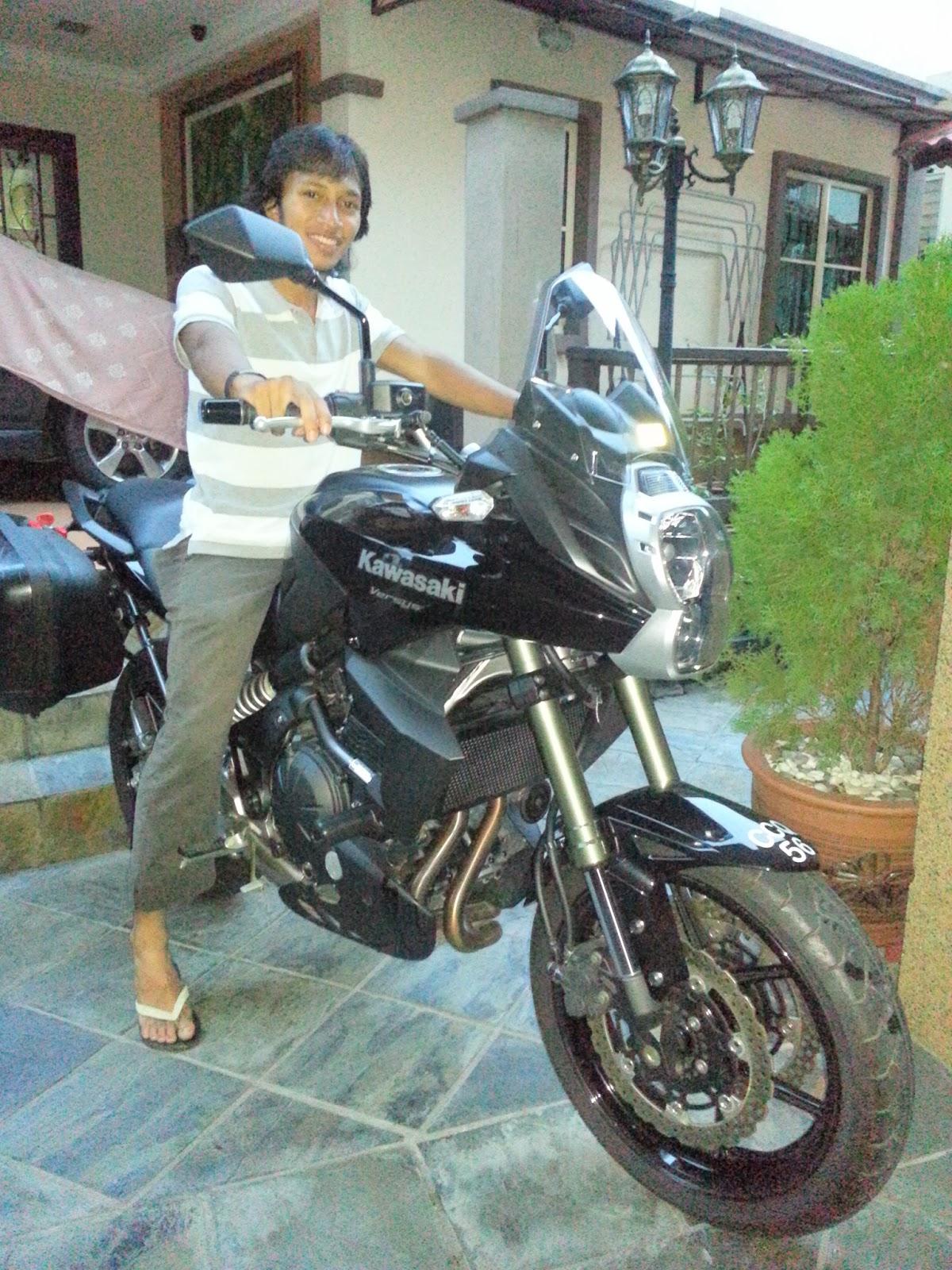 Kawasaki Versys Specifications Malaysia
