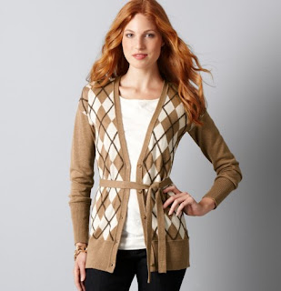 argylecardigan Fab Five   Autumn Edition
