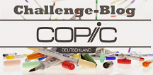 Copic Marker Challenge Blog