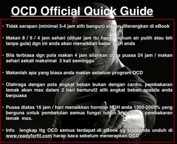 Video Pembahasan Diet OCD Ala Deddy Corbuzier