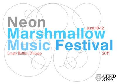 Neon Marshmallow Fest 2011 Chicago