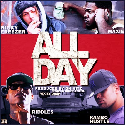 RICKY FREEZER - ALL DAY