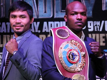 Pacquiao vs Bradley 2
