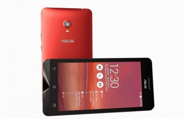 Asus Zenfone 4, Zenfone 5 dan Zenfone 6 akan mulai tersedia pada bulan April