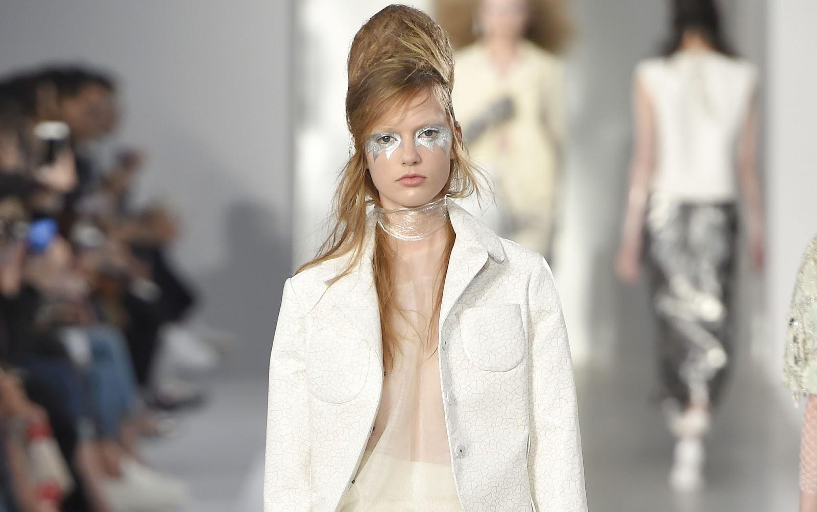 Fashion runway maison margiela spring 2016 by john for Maison margiela paris