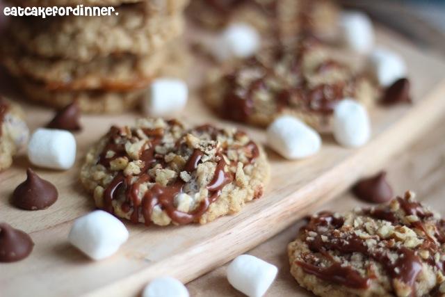 ... For Dinner: Award Winning Cookies . . . Monster Marshmallow Cookies