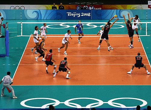 iniciacion deportiva voleibol: