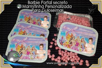 curta-barbie-portal-secreto-personalizada