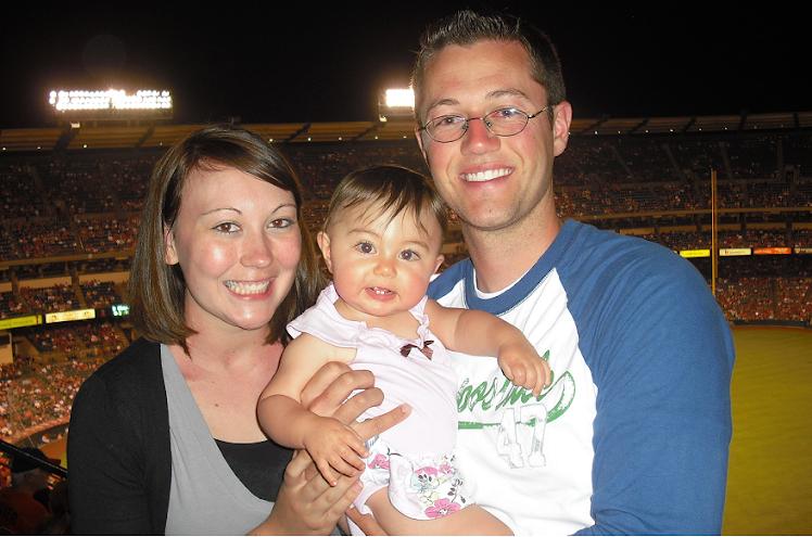 Chris, Laura & Addyson