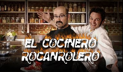 EL Cocinero Rocanrolero