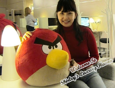 shirley tay of luxury haven with angry birds