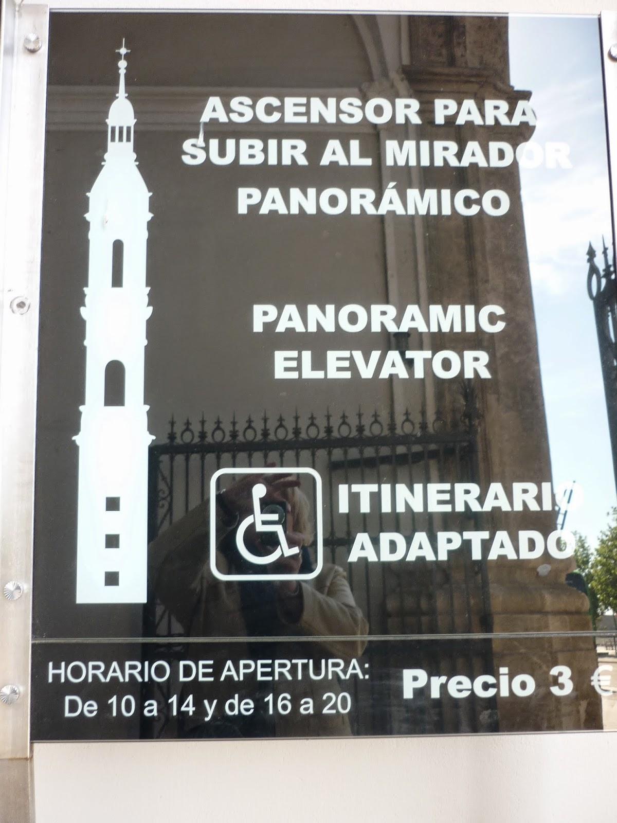 Cosas de casa mirador de la torre del pilar zaragoza - Outlet cosas de casa ...