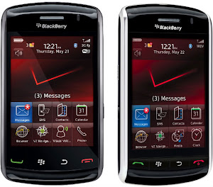 Blackberry Storm 2 9520
