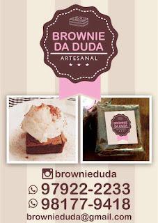 Brownie da Duda