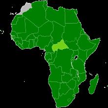 Note prospective sur les relations avec l'Afrique (août 2014)