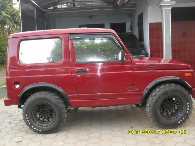 pin suzuki jimny probolinggo mobil trepes genuardis portal on pinterest. Black Bedroom Furniture Sets. Home Design Ideas