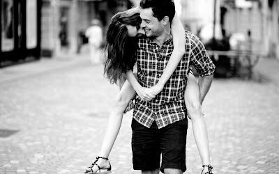 fotos de enamorados cariñosos