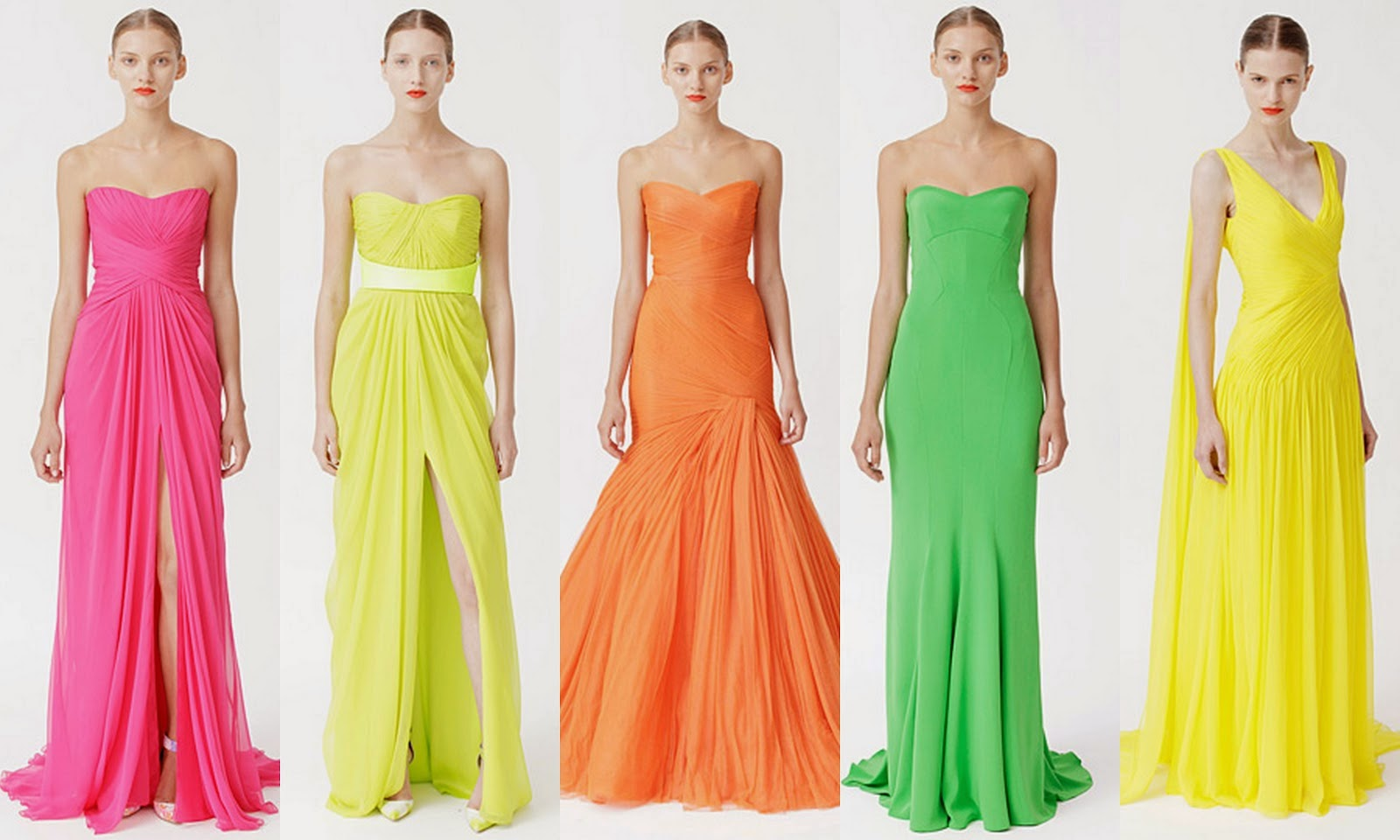 neon renkli kıyafetler