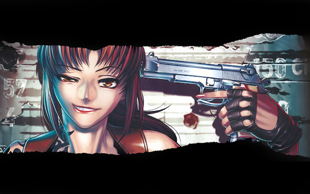 Black Lagoon Wallpaper 0010